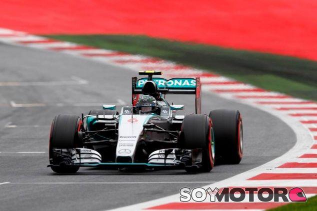 Nico Rosberg en Austria - LaF1.es