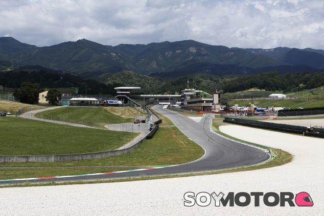 Mugello está preparado para sustituir a Monza - LaF1