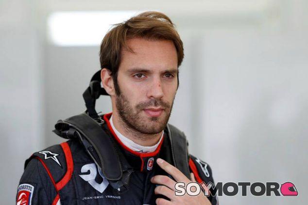 Vergne se quedó sin las 24 horas de Le Mans - LaF1