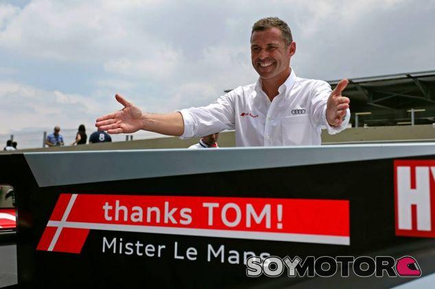 Kristensen se despide del motor con un podio en las 6h de Sao Paulo
