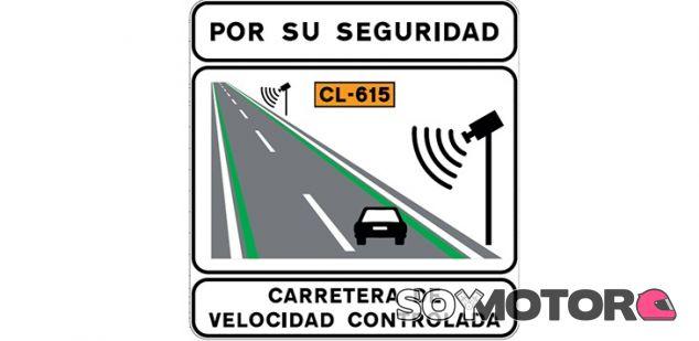 líneas verdes señalizarán tramos de carreteras de velocidad controlada -SoyMotor