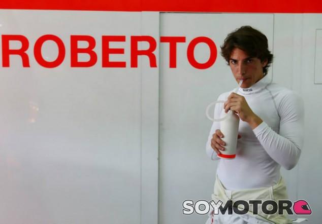 Merhi quiere llegar a ser campeón del mundo - LaF1