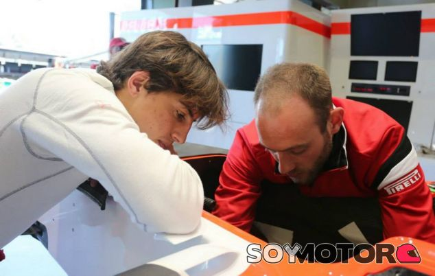 Roberto Merhi en Melbourne - LaF1