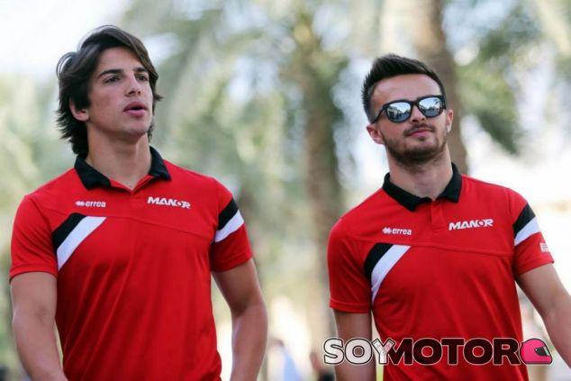Roberto Merhi y Will Stevens - LaF1.es