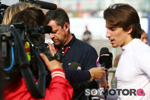 Roberto Merhi en China - LaF1