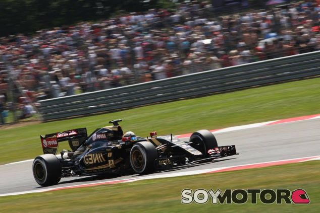 Romain Grosjean - LaF1.es