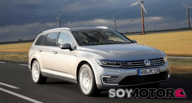 El Volkswagen Passat GTE llegará en 2016 - SoyMotor