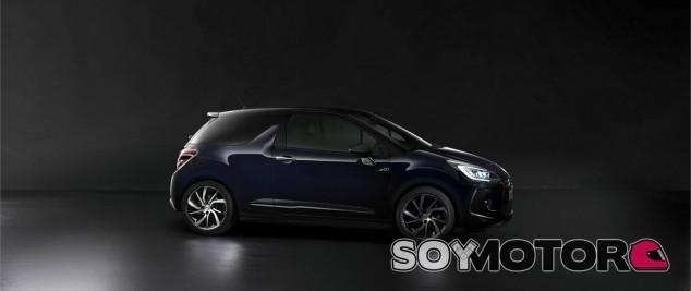 El Citroën DS 3 luce una elegante pintura bitono - SoyMotor