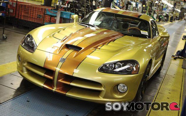 La mayor colección de Dodge Viper jamás vista