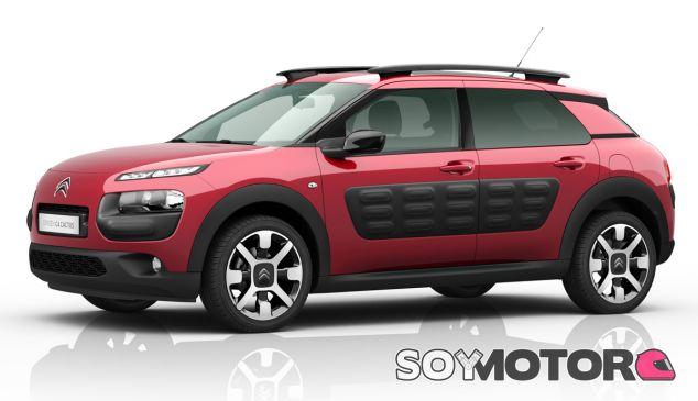 El Citroën C4 Cactus es uno de los grandes éxitos de la marca en los últimos años - SoyMotor