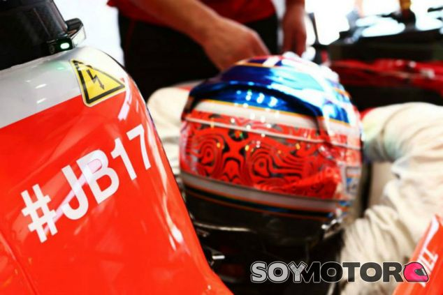 Manor se acordará de Bianchi en el GP de Japón - LaF1