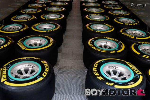 Neumático blando y súper blando para el GP de Rusia - LaF1
