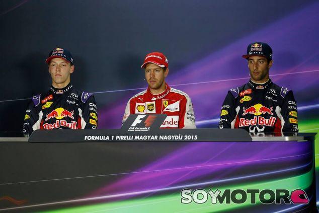 Conferencia de prensa de la FIA el domingo - LaF1.es