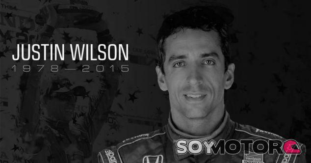 Fallece Justin Wilson - LaF1