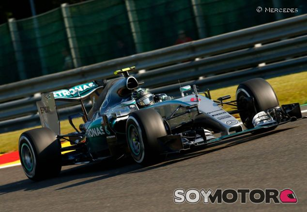 """Rosberg: """"Lewis ha encontrado ese extra que yo no tenía"""""""