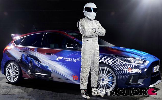 The Stig y el Ford Focus RS de Forza Motorsport 6 - SoyMotor