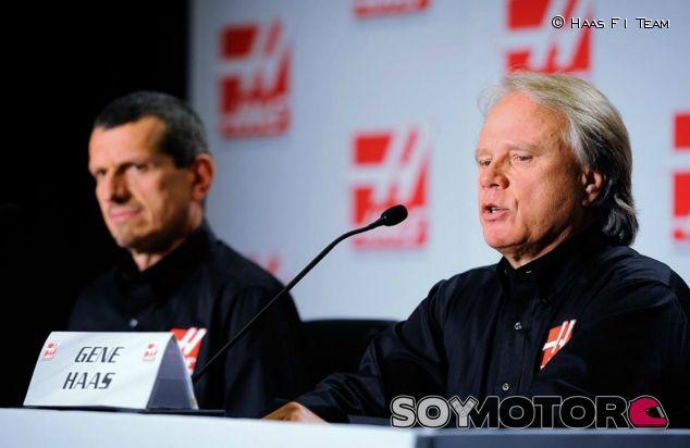 Gene Haas se queja de la reducción en el número de test - LaF1