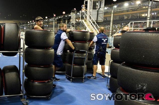 Pirelli quiere asegurarse test antes de firmar - LaF1