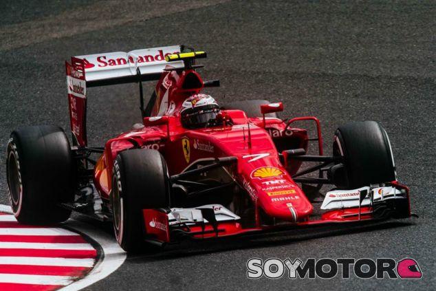 Räikkönen acaba cuarto en el GP de Japón - LaF1