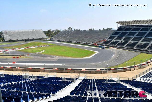 Menos de dos semanas para que la F1 visite México - LaF1