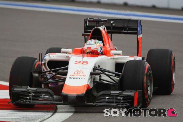 Stevens supera a Merhi en la clasificación - LaF1