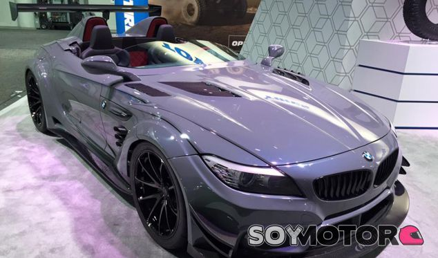 BMW Z4 de Bulletproof Automotive para el SEMA