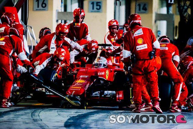 Sebastian Vettel cree que han logrado el mejor resultado posible hoy - LaF1