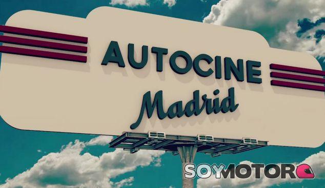 Con una superficie de 250.000 metros y capacidad para 350 coches, el Autocine de Madrid estará en Chamartín - SoyMotor