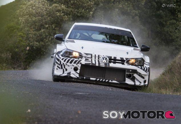 Primera imagen del Volkswagen Polo GTI R5 - SoyMotor.com