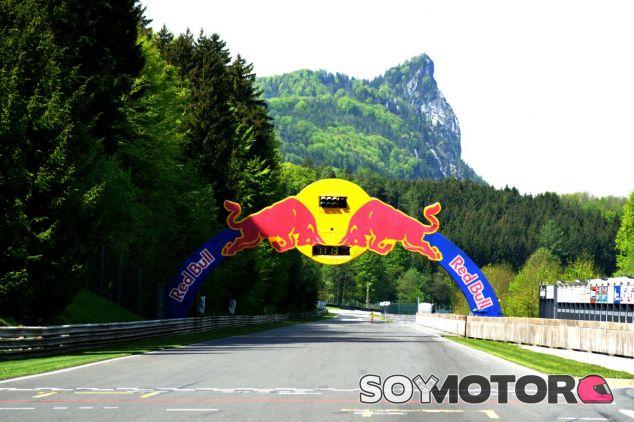 El circuito de Salzburgring, a punto de ser propiedad de Red Bull - LaF1