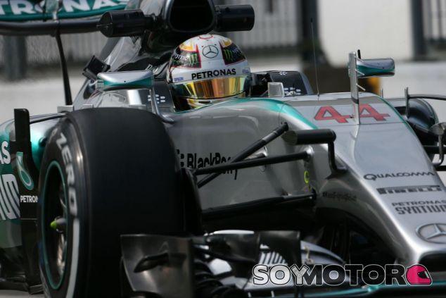 Dominio de Mercedes en el GP de Italia - LaF1
