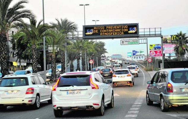 La Unión Europea estudia denunciar a España por la contaminación – SoyMotor.com