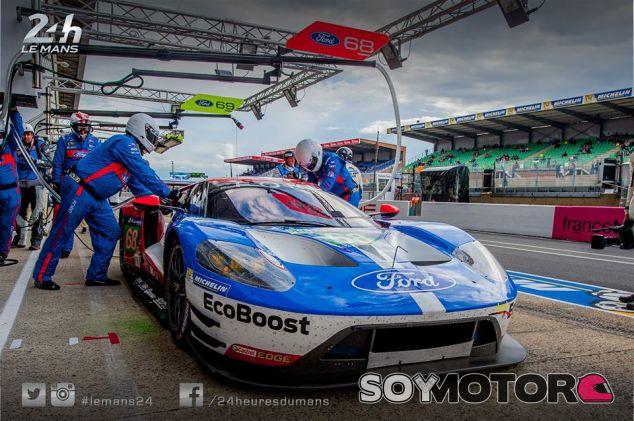 Ford GT en Le Mans - LaF1
