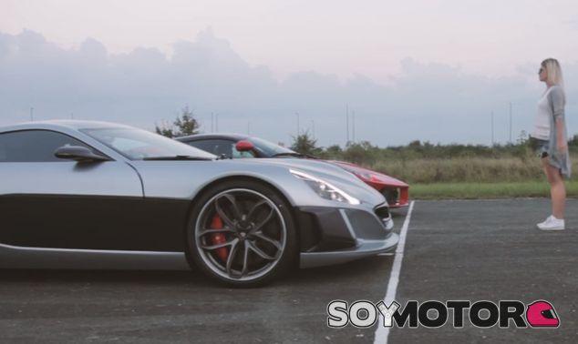 La última versión del Rimac Concept_One fue presentada en el Salón de Ginebra - SoyMotor