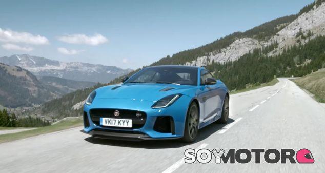 El Jaguar F-Type SVR completa la gama del F-Type a base de deportividad - SoyMotor