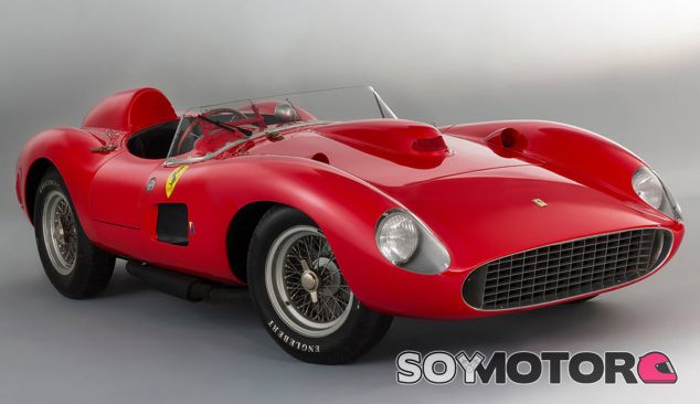 Esta es la unidad del Ferrari 335 Sport Scaglietti, el coche más caro del mundo - SoyMotor