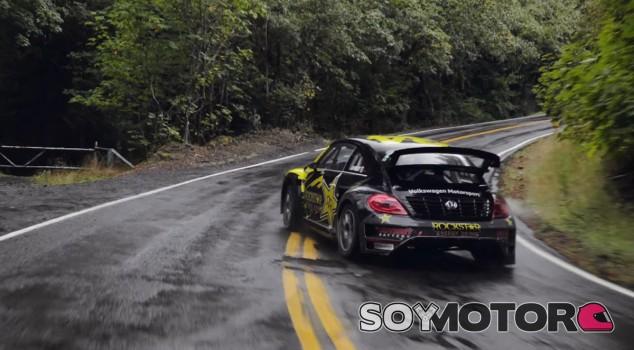 El Volkswagen Beetle GRC es uno de los vehículos con mejor aceleración del mundo - SoyMotor