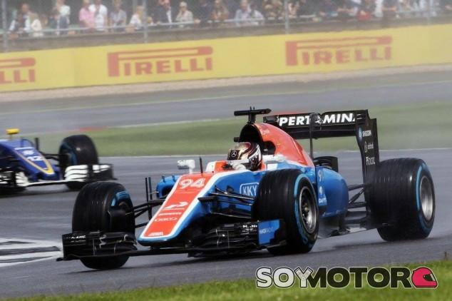 Wehrlein compite al fondo de la parrilla con Manor - LaF1