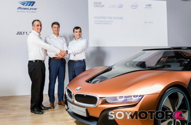 Acuerdo entre Intel y BMW - SoyMotor.com