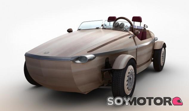 Funcional y de manera, así es el último concept de Toyota - SoyMotor