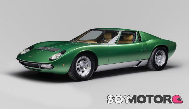 Este Lamborghini Miura SV luce como recién salido de fábrica - SoyMotor