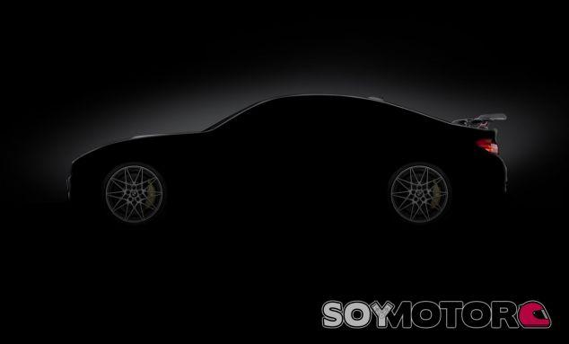 A pesar de conocer sólo su silueta, es de justicia conocer este BMW M4 CS - SoyMotor