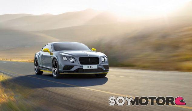 Pequeños retoques en la gama del Bentley Continental GT antes de la nueva generación - SoyMotor