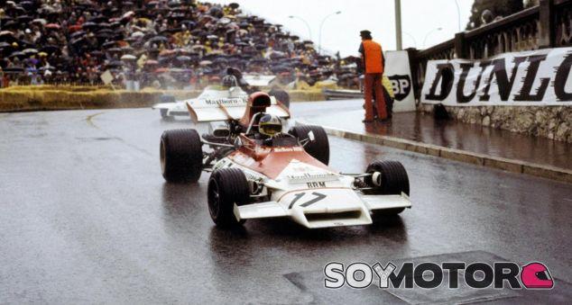 Jean-Pierre Beltoise con el BRM - LaF1