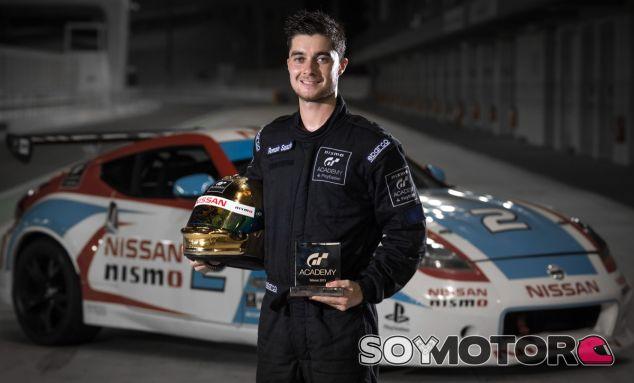 Romain Sarazin se ha impuesto entre un total de 52 candidatos - SoyMotor