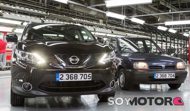Las matrículas registran las unidades fabricadas de cada modelo - SoyMotor