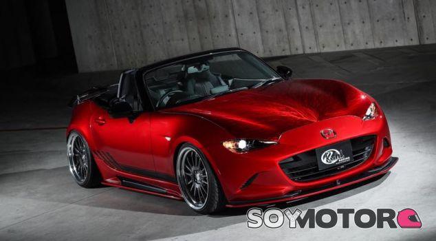 Kuhl Racing Mazda MX-5: músculo nipón
