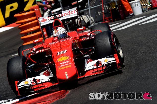 Vettel en Mónaco - LaF1.es