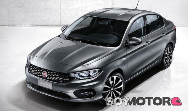 Fiat da un salto de nivel con la nueva berlina Tipo - SoyMotor