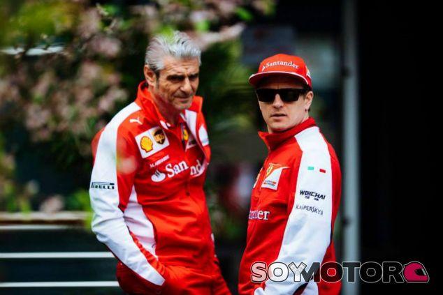 Ferrari confía en Räikkönen para la temporada 2016 - LaF1